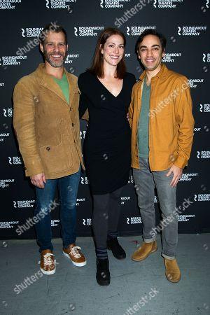 Noah Brody, Jessie Austrian, Ben Steinfeld