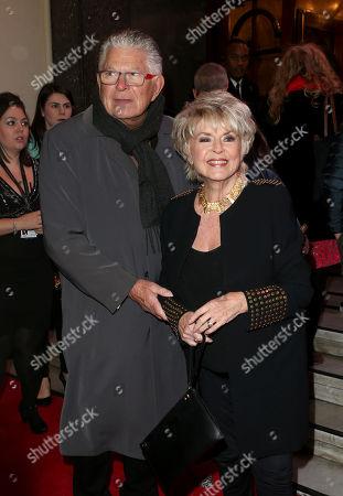 Gloria Hunniford and Stephen Way