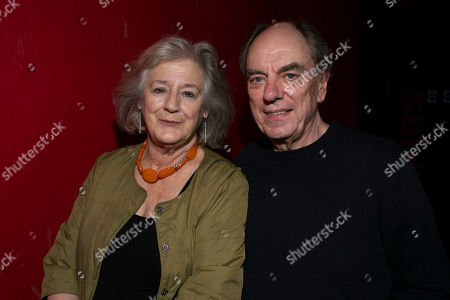 Maggie Steed (Maureen) and Alun Armstrong (Edward)