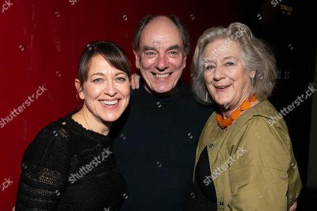 Nicola Walker (Anna), Alun Armstrong (Edward) and Maggie Steed (Maureen)