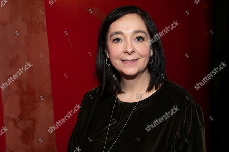 Stock Image of Vicky Featherstone (Director)