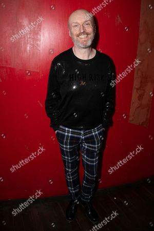 Editorial picture of 'The Cane' party, After Party, London, UK - 12 Dec 2018