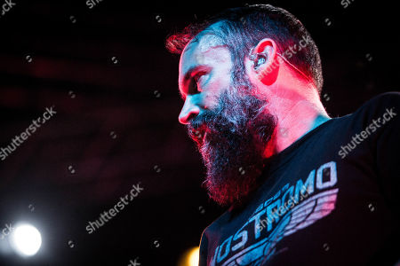 Editorial image of Clutch in concert at Fabrique, Milan, Italy - 11 Dec 2018