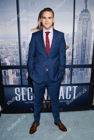 """Alan Aisenberg attends the world premiere of """"Second Act"""" at Regal Union Square Stadium 14, in New York"""