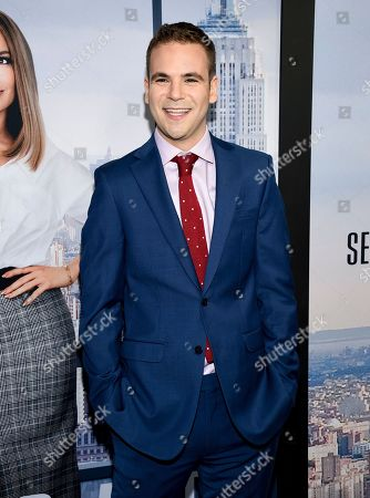 """Editorial picture of World Premiere of """"Second Act"""", New York, USA - 12 Dec 2018"""