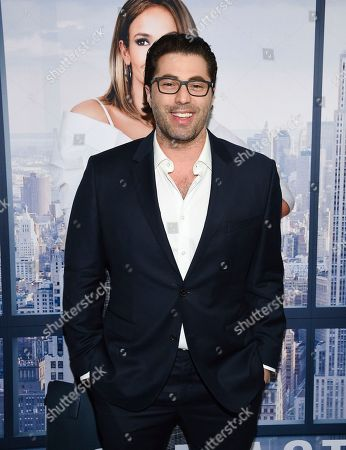 """Stock Photo of Adam Ray attends the world premiere of """"Second Act"""" at Regal Union Square Stadium 14, in New York"""