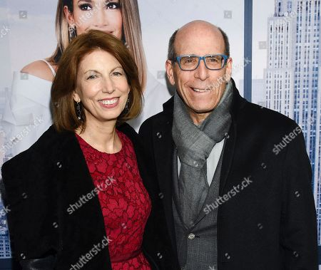 """Editorial photo of World Premiere of """"Second Act"""", New York, USA - 12 Dec 2018"""