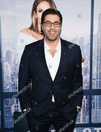 """Stock Image of Adam Ray attends the world premiere of """"Second Act"""" at Regal Union Square Stadium 14, in New York"""