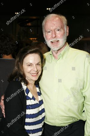 Stock Picture of Wendy and Leonard Goldberg