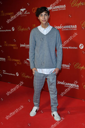 Stock Photo of Lukas Rieger