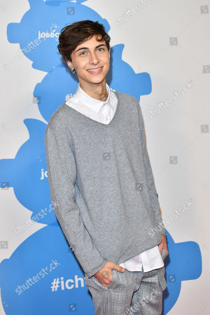 Stock Image of Lukas Rieger