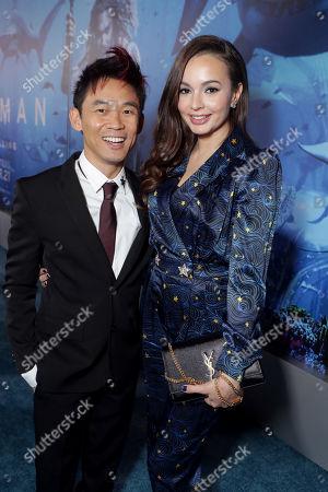 James Wan, Writer/Director, Ingrid Bisu