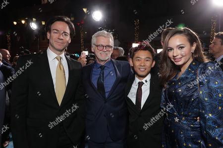 Peter Safran, Producer, Rob Cowan, Producer, James Wan, Writer/Director, Ingrid Bisu