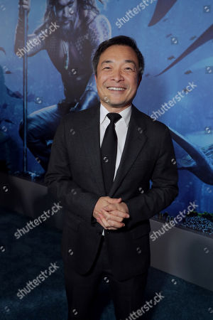 Jim Lee, Chief Creative Officer and Co-Publisher of DC Entertainment,