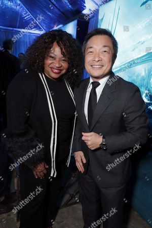 Editorial picture of Warner Bros. Pictures world film premiere of 'Aquaman' at the TCL Chinese Theatre, Los Angeles, USA - 12 Dec 2018