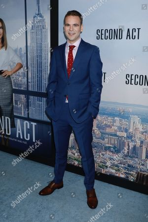 Editorial photo of 'Second Act' film premiere, Arrivals, New York, USA - 12 Dec 2018