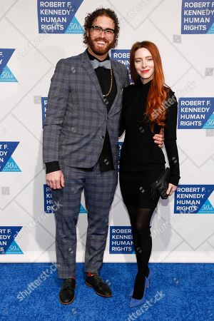 Editorial picture of 2018 Robert F. Kennedy Human Rights Ripple of Hope Awards, New York, USA - 12 Dec 2018
