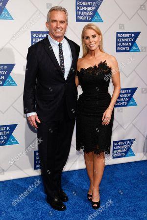 Robert F. Kennedy Jr and Cheryl Hines