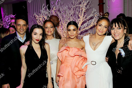 Ralph Macchio, Julia Macchio, Leah Remini, Vanessa Hudgens, Jennifer Lopez, Elaine Goldsmith-Thomas (Producer, Co-Screenwriter)