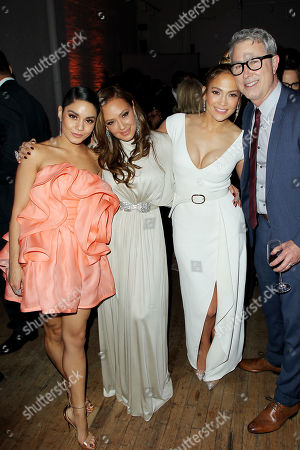Vanessa Hudgens, Leah Remini, Jennifer Lopez, Peter Segal (Director)