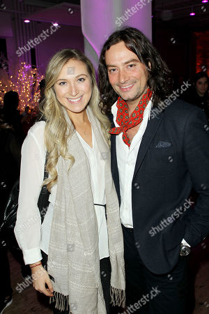 Constantine Maroulis with Guest