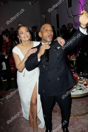 Jennifer Lopez, Benny Medina (Producer)