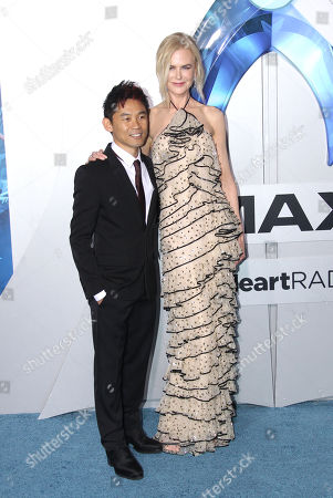Nicole Kidman, James Wan
