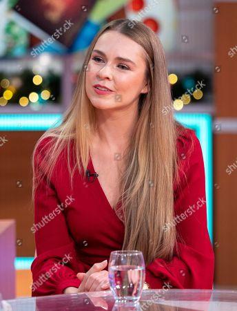 Editorial image of 'Good Morning Britain' TV show, London, UK - 13 Dec 2018