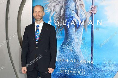 Editorial photo of World premiere of Aquaman, Los Angeles, USA - 13 Dec 2018