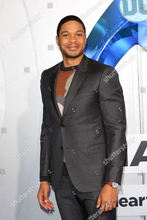 Ray Fisher attends the world premiere of Aquaman at the TCL Chinese Theatre IMAX in Hollywood, California, USA, 12 December 2018. The movie opens in the US on 21 December 2018.