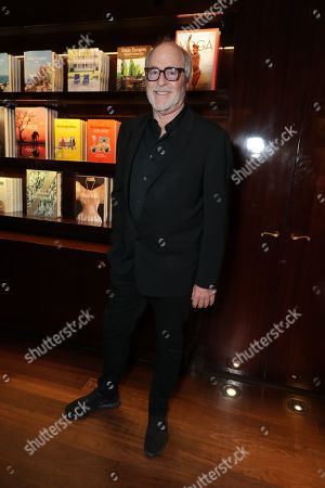 Editorial photo of Launch of 'Rocky. The Complete Films' at TASCHEN Beverly Hills, Los Angeles, USA - 11 Dec 2018