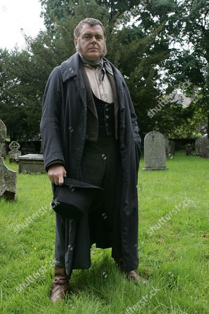 'Wuthering Heights'  TV  - 2009 - Kevin R. McNally as Mr Earnshaw.