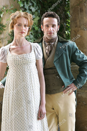 'Wuthering Heights'  TV  - 2009 - Rosalind Halstead as Isabella Linton  and Andrew Lincoln as Edgar.