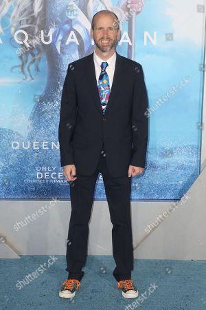 Editorial picture of 'Aquaman' film premiere, Arrivals, Los Angeles, USA - 12 Dec 2018