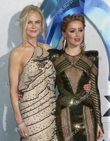Nicole Kidman, Amber Heard