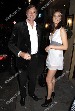 Lord Charles Brocket and daughter Atalya