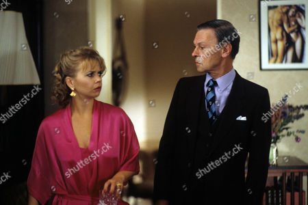 'A Touch of Frost'  TV - 1996 - Fun Time for Swingers - Rebecca Lacey as Anne Marie Pearce and Russell Hunter as Prentice.