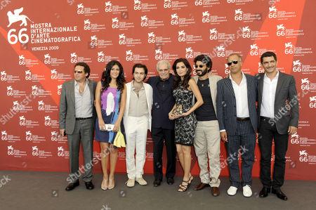Editorial picture of 'The Traveller' film photocall at the 66th Venice International Film Festival, Venice, Italy - 10 Sep 2009