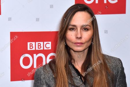 Editorial photo of 'The ABC Murders' TV show screening, London, UK - 13 Dec 2018