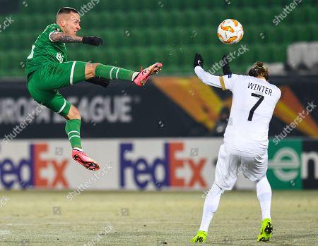 Editorial photo of PFC Ludogorets Razgrad vs FC Zurich, Bulgaria - 13 Dec 2018