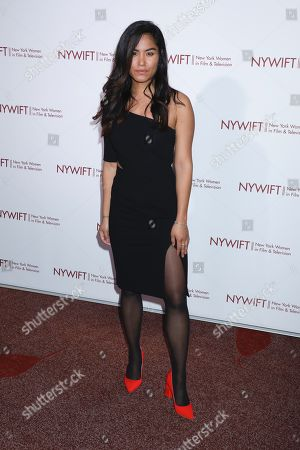 Editorial picture of New York Women in Film and Television's 39th Annual Muse Awards, New York, USA - 13 Dec 2018