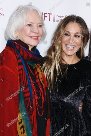 Ellen Burstyn and Sarah Jessica Parker