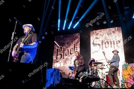 Stock Image of Black Stone Cherry - Chris Robertson, Ben Wells, John Fred Young