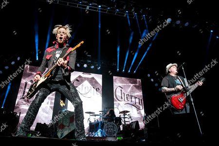 Black Stone Cherry - Ben Wells and Chris Robertson