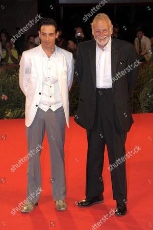 Stefano DiMatteo and George A. Romero