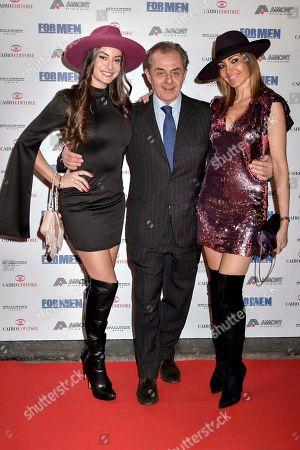 Elisa Scheffler, Andrea Biavardi, Francesca Martinez