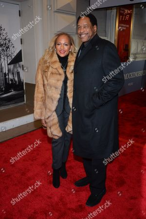 Editorial image of 'To Kill a Mockingbird' Broadway play opening night, Arrivals, New York, USA - 13 Dec 2018