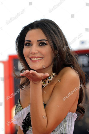 Stock Picture of Cyrine Abdelnour