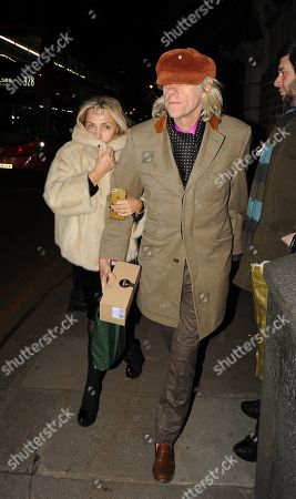 Editorial photo of Mick Jagger's Christmas Party, London, UK - 13 Dec 2018