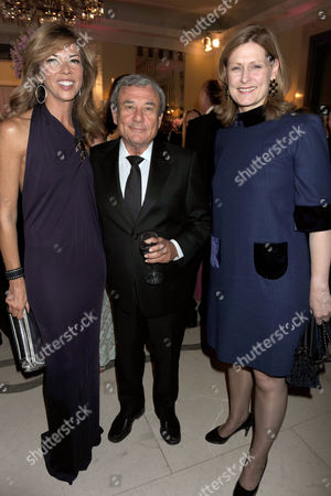 Heather Kerzner, Sol Kerzner and Sarah Brown
